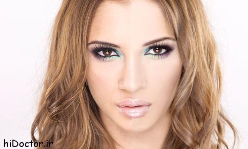 tips for semipermanent makeup برای داشتن زیبایی طبیعی چکار باید بکنیم؟