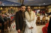 عکس های سالگرد ازدواج امیر کاظمی و همسرش