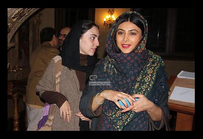 www Campec Ir Azadeh Samadi 14 عکس های جدید آزاده صمدی 1 (دی 92)