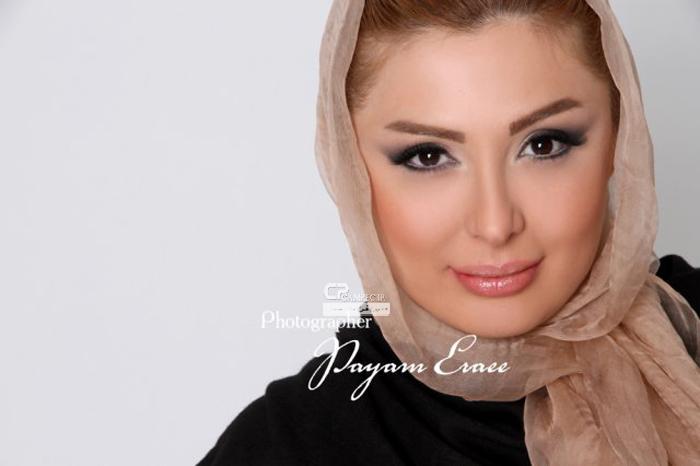 www Campec Ir Nioosha Zeighami 56 عکس نیوشا ضیغمی و همسرش سر دیگ نذری