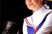 عکس های یکتا ناصر در نمایش دختر بانکی