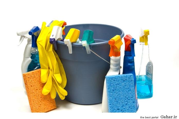 این ۵ محصول پاک کننده را به جای هم استفاده نکنید, جدید 1400 -گهر