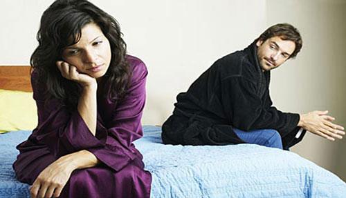 147400 588 زنی که شوهرش دچار ناتوانی جنسی است چگونه ارضا شود؟