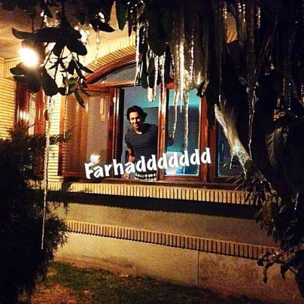 عکس خانه شخصی فرهاد مجیدی, جدید 1400 -گهر