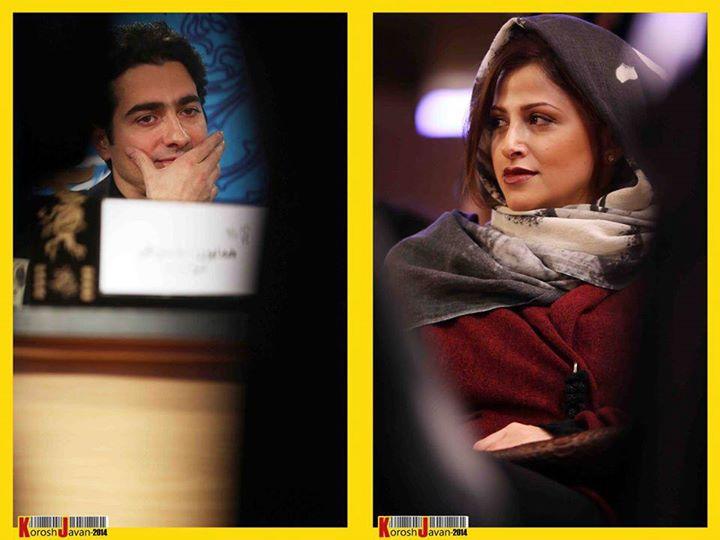 همایون شجریان و همسرش در جشنواره فیلم فجر / عکس, جدید 1400 -گهر