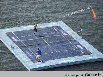 201402225683 1 مسابقه تنیس دریایی
