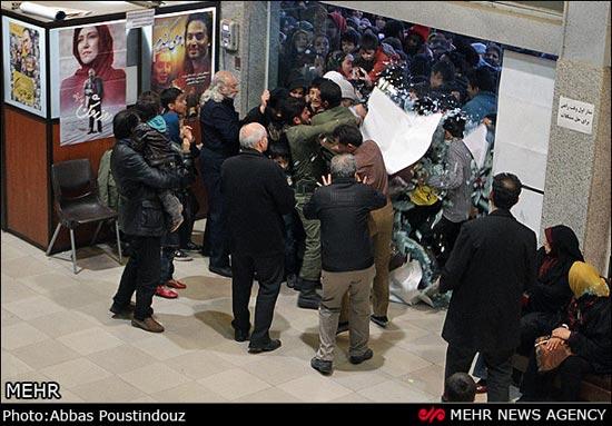 """علاقه عجیب اصفهانی ها به دیدن فیلم در روز """"سلام سینما"""" / عکس, جدید 1400 -گهر"""