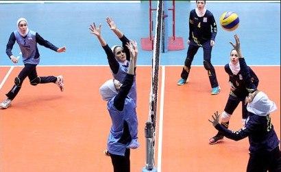 والیبال بانوان ایران, جدید 1400 -گهر