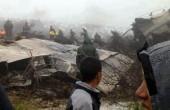 سقوط هواپیمای الجزایری