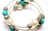 مدل دستبند های دخترانه شیک ۲۰۱۴