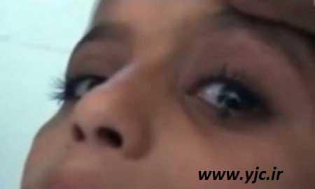 این دختر سنگ گریه می کند!! / عکس, جدید 1400 -گهر