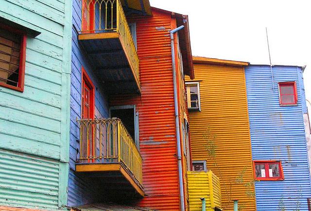 شهرهای زیبا و خانه های رنگارنگ شان, جدید 1400 -گهر