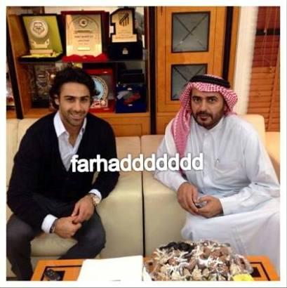 فرهاد مجیدی در کنار شیخ اماراتی, جدید 1400 -گهر