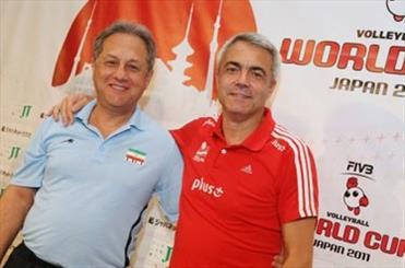 ولاسکو از والیبال ایران رفت, جدید 1400 -گهر