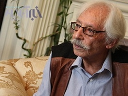 Jamshid mashayekhi حمله تند جمشید مشایخی به حرف زشت رضا عطاران