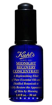 Kiehls MidnightRecoveryConcentrate 6 بهترین کرم های جوان کننده پوست در 2013