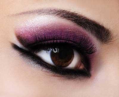 مدل آرایش چشم رنگ سال ۱۳۹۳, جدید 1400 -گهر