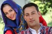 الناز حبیبی از همسرش می گوید / عکس