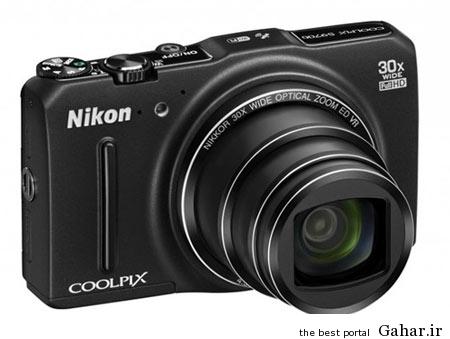 hhc1181 جدیدترین دوربین های نیکون سری COOLPIX / عکس