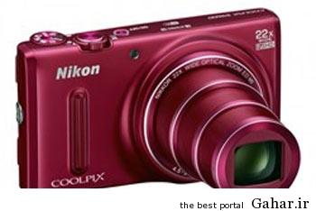 hhc1184 جدیدترین دوربین های نیکون سری COOLPIX / عکس