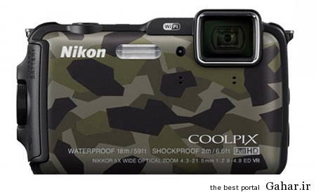 جدیدترین دوربین های نیکون سری COOLPIX / عکس, جدید 1400 -گهر