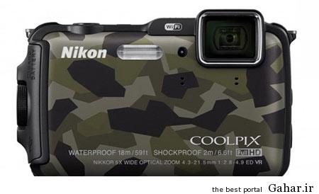 hhc1188 جدیدترین دوربین های نیکون سری COOLPIX / عکس