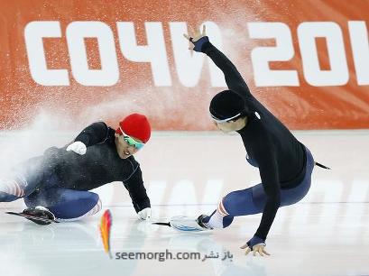 لباس جدید ورزشکاران ایرانی در المپیک حوادث المپیک سوچی · جدید 97 -گهر