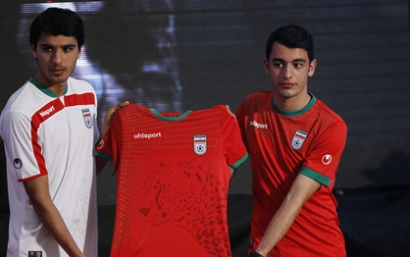 پیراهن جدید تیم ملی فوتبال, جدید 1400 -گهر