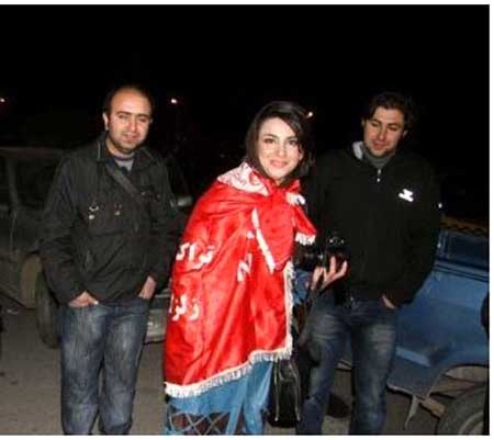 شادی دختران تبریزی پس از قهرمانی تراکتورسازی / عکس, جدید 1400 -گهر