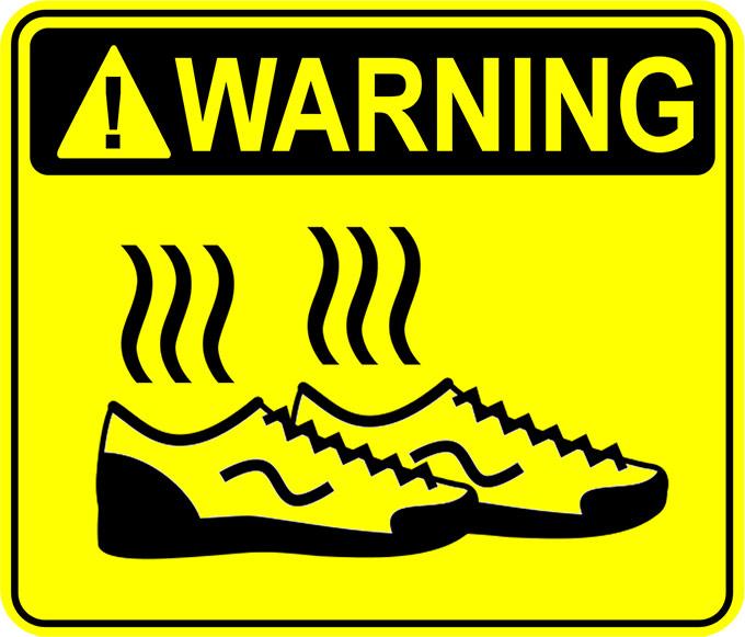 بوی بد پا را با این روش ها از بین ببرید, جدید 1400 -گهر