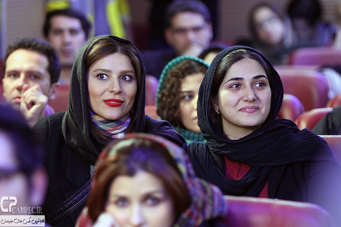 عکس های باران کوثری و سحر دولتشاهی در جشنواره فیلم فجر, جدید 1400 -گهر