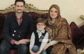 عکس های بازیگران با همسرانشان (بهمن ۹۲)