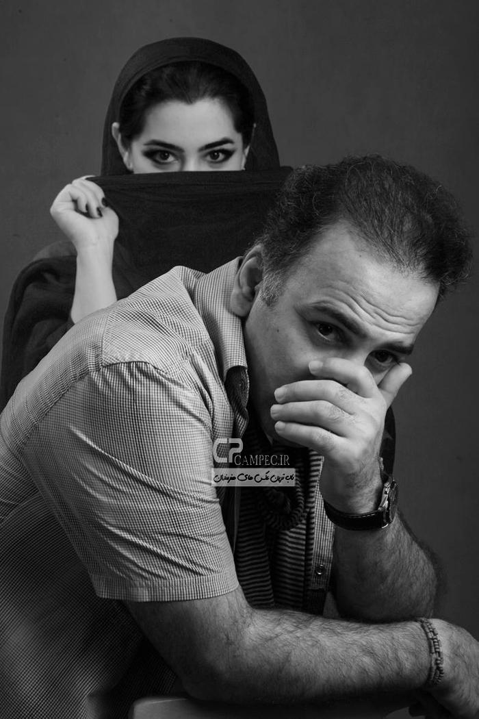 www Campec Ir Bazigaran 2111 عکس های بازیگران با همسرانشان (بهمن 92)