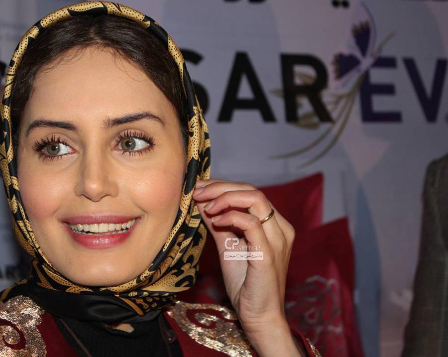www Campec Ir Elnaz Shakerdoost 94 الناز شاکردوست کاشف یک بازیگر جدید شد / عکس