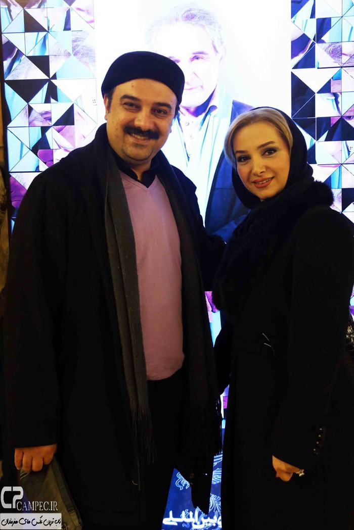 عکس های بازیگران با همسرانشان در جشنواره فیلم فجر, جدید 1400 -گهر