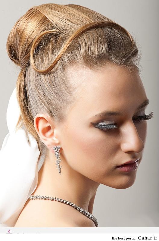 10223 مدل های زیبا برای موی عروس