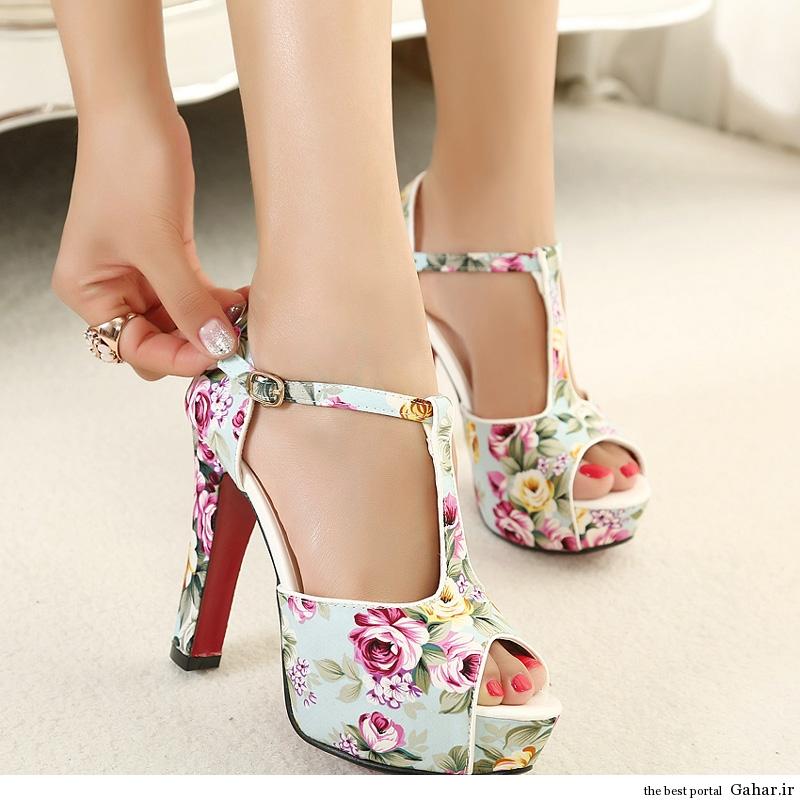 11073696755445644633 مدل کفش پاشنه بلند زنانه 93