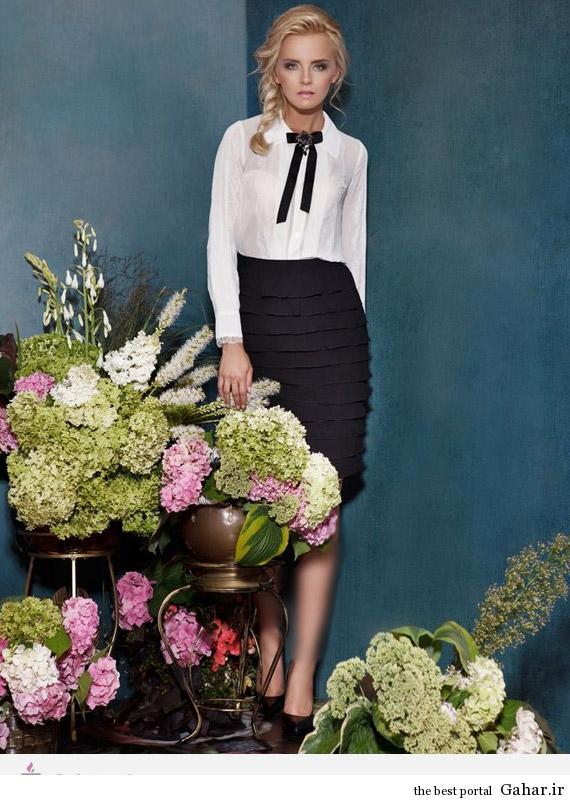 11225 مدل های زیبا از لباس زنانه طراحی Alena Goretskaya