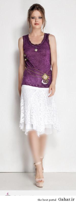 11234 مدل لباس های زنانه طراحی شده از Daniela Dallavalle
