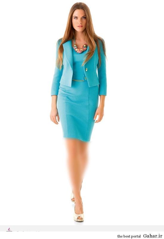 11273 مدل لباس های شاد و بهاری برند Caroline Biss