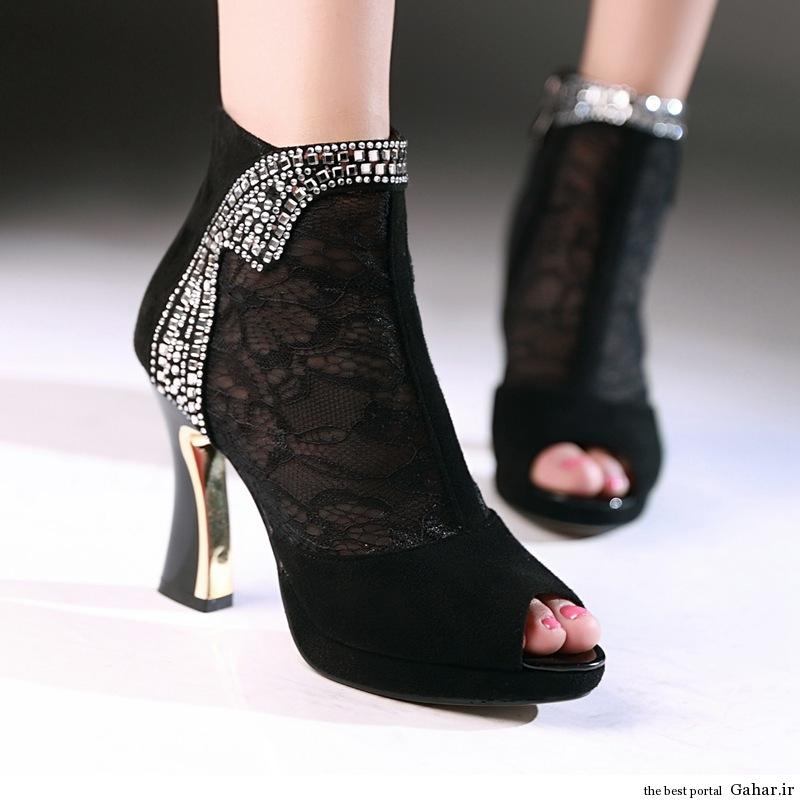 1292950897 1150822260 مدل کفش پاشنه بلند زنانه 93