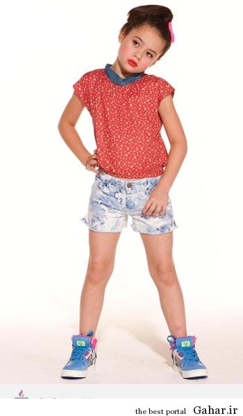 13166 مدل لباس های جدید دخترانه Siddy
