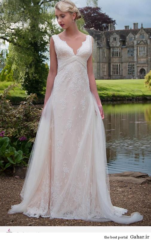 13207 مدل لباس های عروس طراحی شده از Augusta Jones
