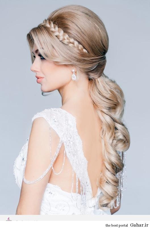 13220 مدل های زیبا برای موی عروس