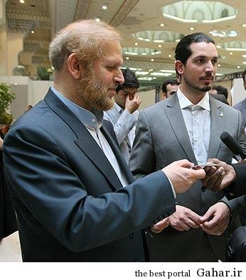 133844 157 مهناز افشار با احمدی نژاد فامیل شد