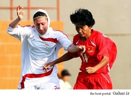 136376 537 دختر تگزاسی تیم ملی فوتبال بانوان / عکس