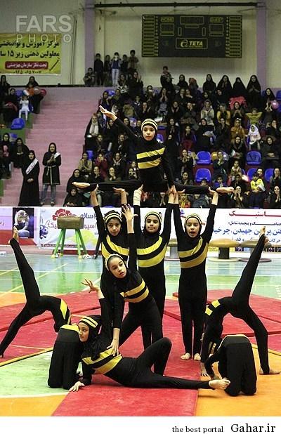 13937872824 جشنواره ژیمناستیک دختران