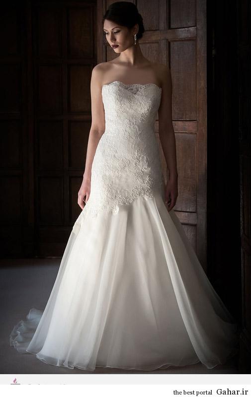 15169 مدل لباس های عروس طراحی شده از Augusta Jones