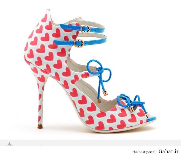 1774 کفش های زنانه جدید مارک Sophia Webster