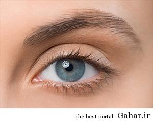 1 011 آرایش چشم فرانسوی را بیاموزید